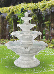 Henri Studio Quattro Classic Tier Fountain
