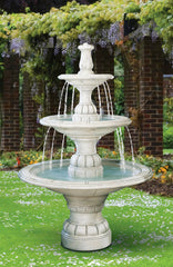 Henri Studio Large Contemporary Tier Fountain