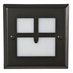 HighPoint Golden Gate LED Step (Recessed) Light