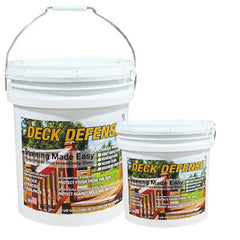 Perma-Chink Deck Defense,  Exterior Deck Stain