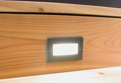 Aurora Corona Recessed LED Step Riser Light