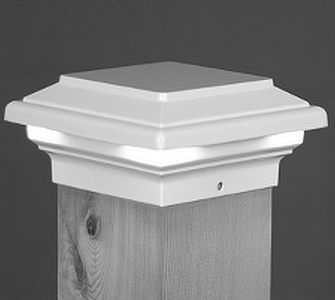Aurora Neptune LED Deck Post Light