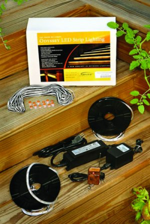 Aurora Odyssey Recessed Linear LED Light Strip Kit