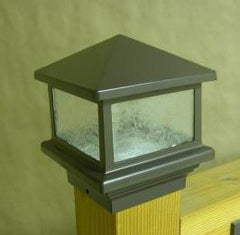 Aurora Sirius LED Deck Post Light