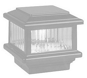Aurora Titan LED Deck Post Light