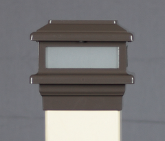 Aurora Triton LED Deck Post Light