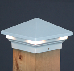 Aurora Venus LED Deck Post Light