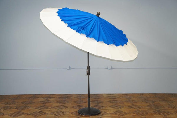 Shade Trends 8.5 x 24 Umbrella with Large Breezy Windvent and Crank Lift