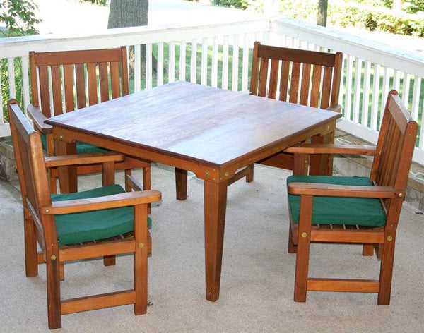 Creekvine Designs Cedar Get-Together Dining Set