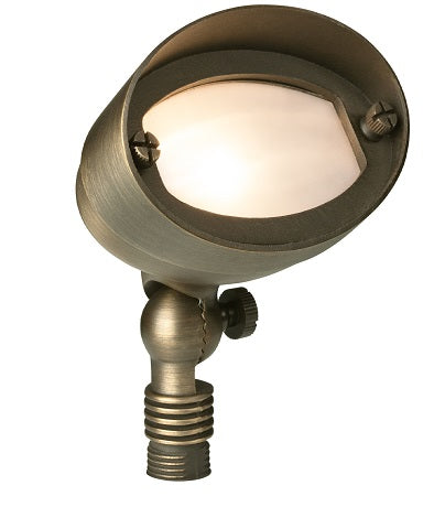 Corona Lighting Brass Mini Oval Flood Cl-533B