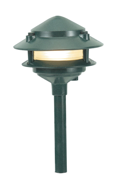 Corona Lighting Aluminum 2 Tier Pagoda CL-602