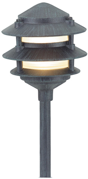 Corona Lighting Aluminum 3 Tier Pagoda CL-603