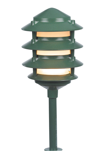 Corona Lighting Aluminum 4 Tier Pagoda CL-604