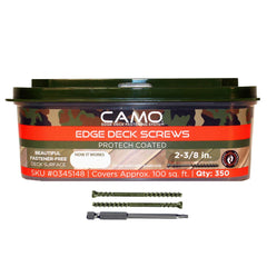 Camo Trimhead 2-3/8 Screws ACQ Compatiable