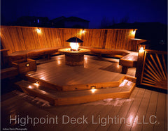 HighPoint Yellowstone LED Step (Recessed) Light