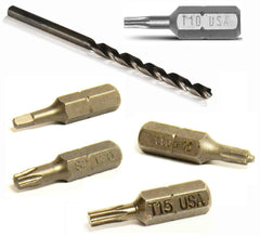 DeckWise Drill Bits and Screw Gun Tips