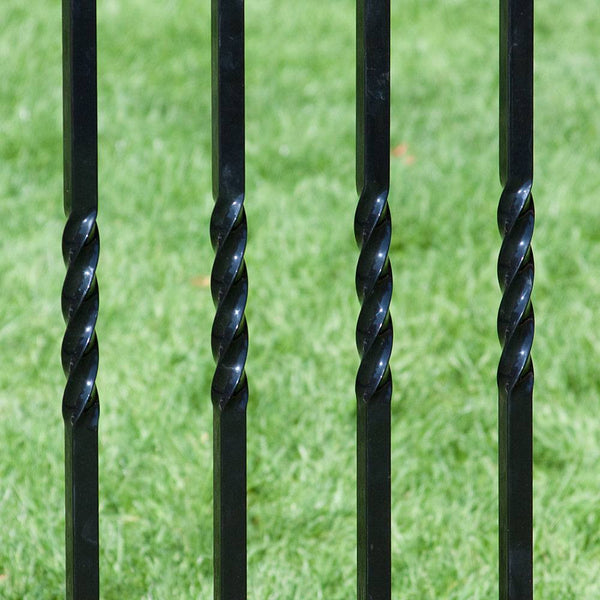 "Fortress 32"" Mega Square Single or Double Twist Baluster"