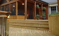 HighPoint Apex LED Step (Recessed) Light