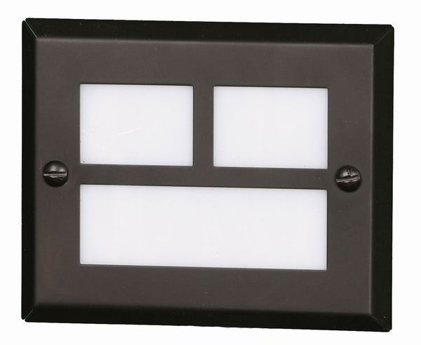 HighPoint Mt. Evans LED Step (Recessed) Light