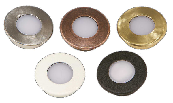 "HighPoint Endurance 7/8"" Round Recessed LED Button Light"