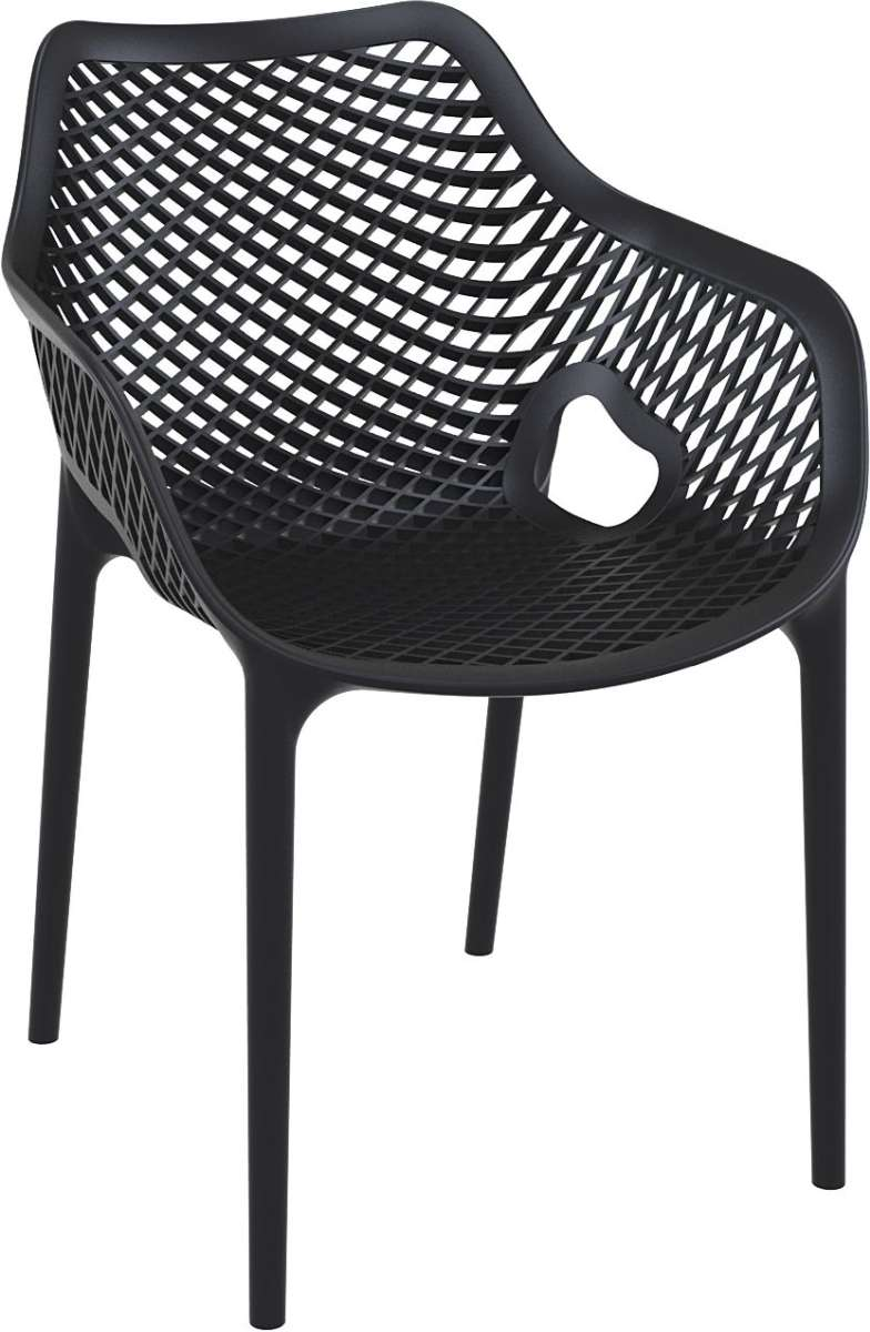 Compamia Air XL Outdoor Dining Arm Chair 2 PK