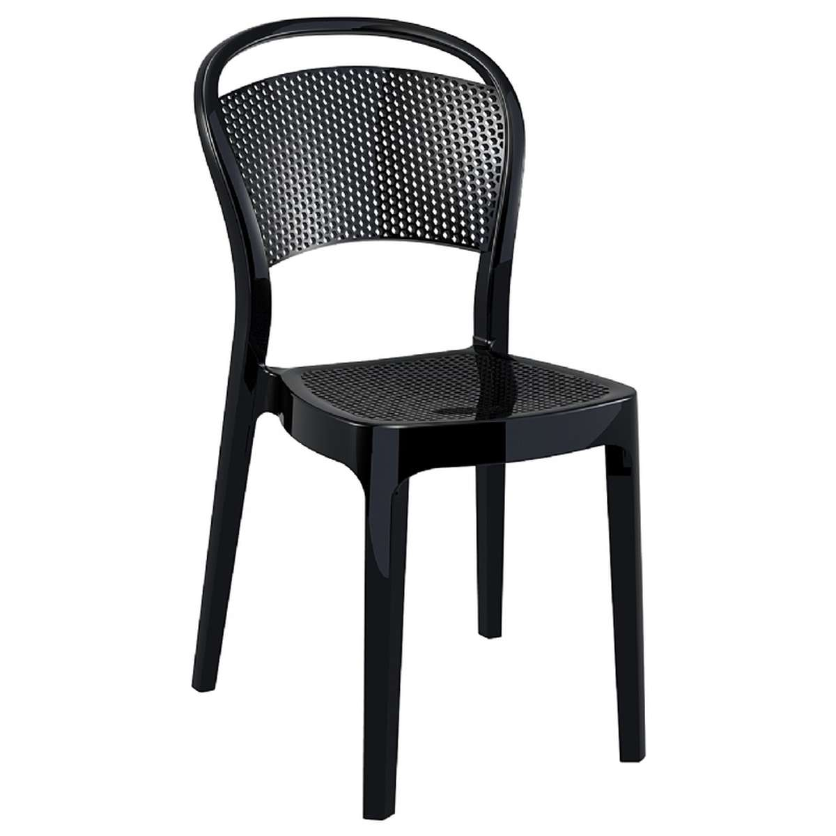 Compamia Bee Polycarbonate Dining Chair 2 Pk