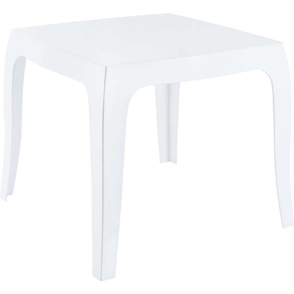 Compamia Queen Polycarbonate Side Table