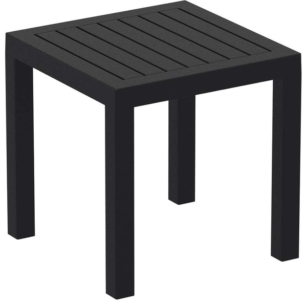 Compamia Ocean Square Resin Side Table