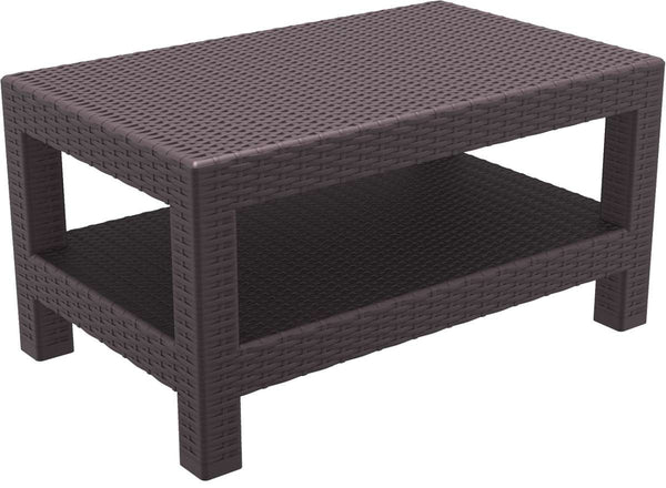 Compamia Monaco Rectangle Patio Coffee Table