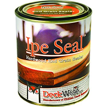 DeckWise Ipe Seal End Grain Seal