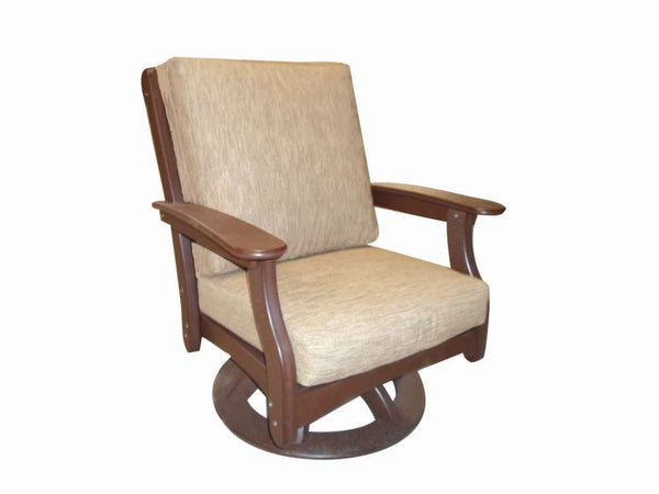Perfect Choice Furniture Deep Swivel Rocker