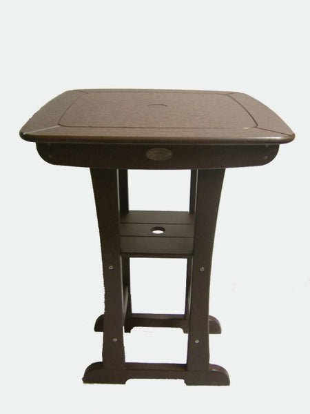Perfect Choice Furniture Bistro Bar Height Table