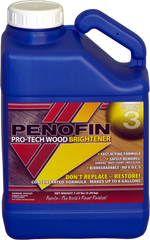 Penofin Pro Tech Wood Brightener, Step 3
