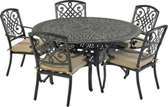 Patio Resort Lifestyles Bridgetown 6 Piece Dining Set