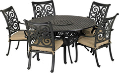 Patio Resort Lifestyles Venice 6 Piece Dining Set