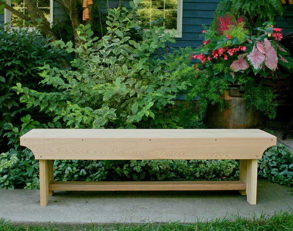 Creekvine Designs Cedar Traditional Bench
