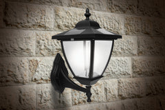 Classy Caps Elegante Solar Lamp, Surface - Fitter - Wall Mount