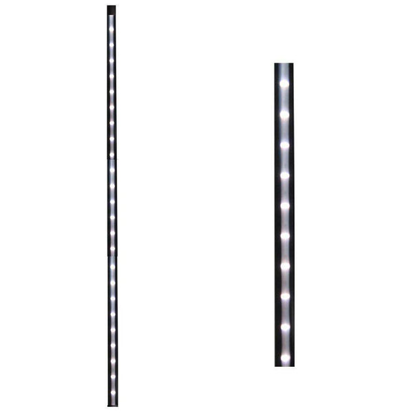 Deck Impressions-26 in. Linear Lighted Baluster