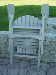 Perfect Choice Furniture Adirondack Folding Chair