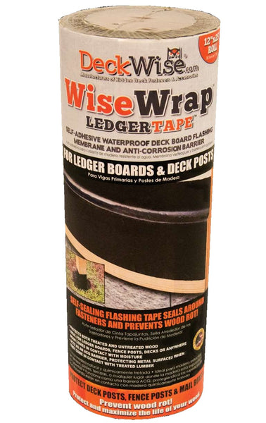 DeckWise Ledger Tape Rolled Flashing Material