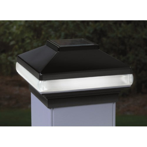 Deckorators Solarband Solar LED Deck Post Light