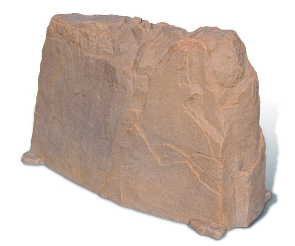 "DekoRRa Artificial Rock Cover, Model 116, 48""x 20""x 30"""