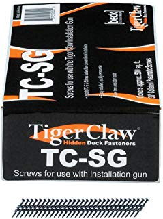 TigerClaw TC-SC Scrails (Screw-Nails)