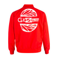 MIRAGE RED BOMBER JACKET - LIMITED EDITION