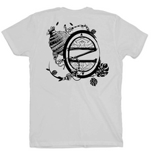 Men's White Evasion Shirt