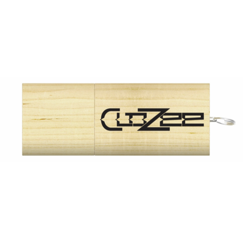 CloZee Discography USB Drive - 8GB