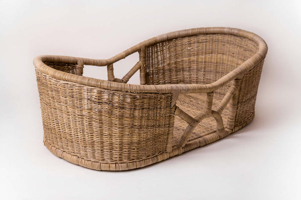 Moses basket bassinet KO-COON Ethereal bamboo collection - Dzuwa