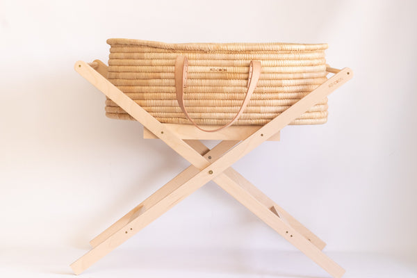 Foldable Moses Stand –.birch natural