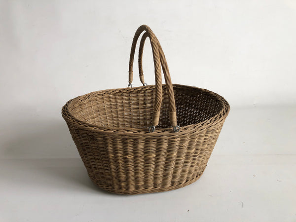 Nappy Organizer / Caddy  Basket - Ethereal