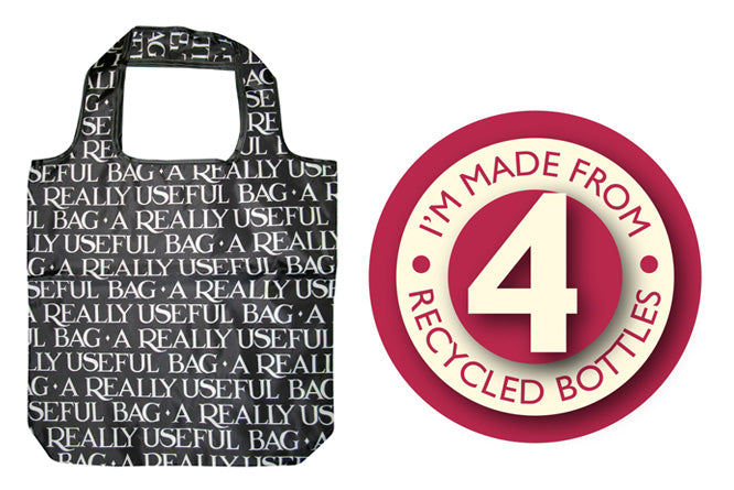 Bags of Style From Emma Bridgewater Using Recycled Plastic Bottles